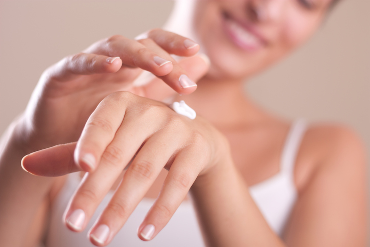 crema mani alla bava di lumaca